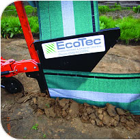 Slip retention fence EcoTec