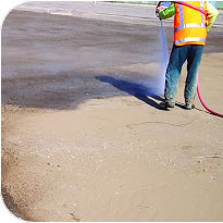 Wind Erosion and Dust Prevention EcoTec